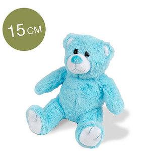 Beertje blauw 15cm